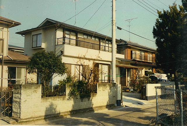 1986年-大宮市N邸