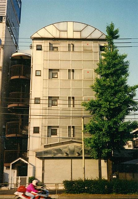 1989年-板橋区常盤台共同住宅