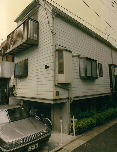1993年-東京都練馬区練馬N邸 - 岡田建設ホームページ