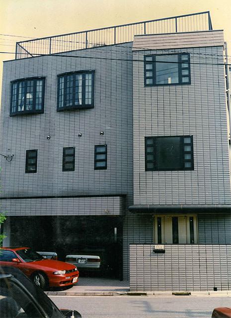 1993年-東京都板橋区東新町Y邸