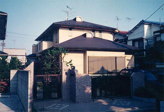 1994年-東京都板橋区東新町O邸