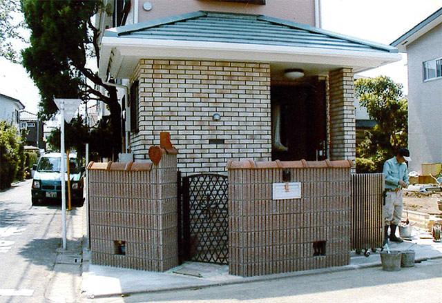 2007年 東京都世田谷区豪徳寺 Y邸