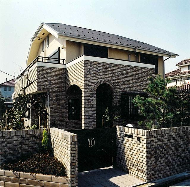 2000年 東京都練馬区 東大泉 Y邸