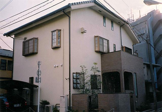 2001年東京都豊島区 南長崎 K邸