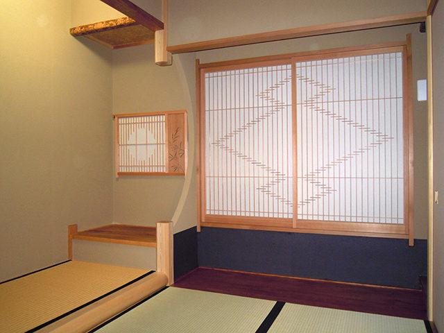 コンフォート・グレース 茶室