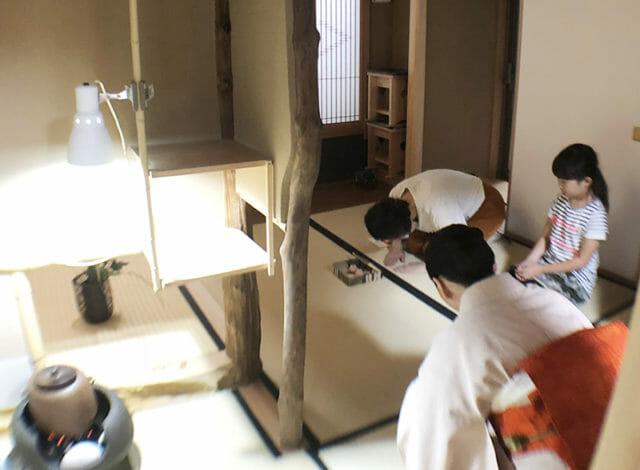 子供茶道教室