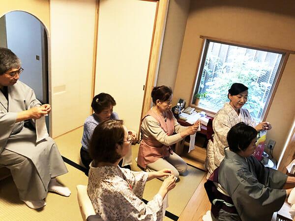 2019年 5月茶道教室
