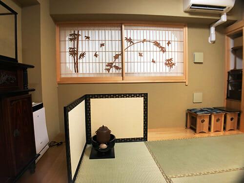 茶道教室 イメージ