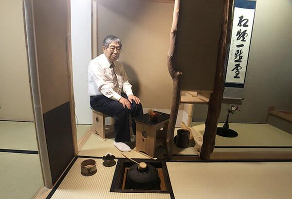 2019_12涵養庵 茶道教室