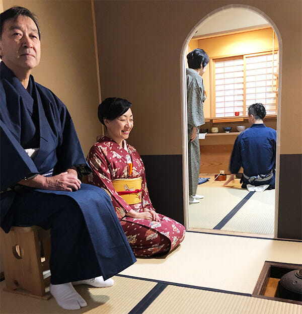 11月茶道教室イメージ