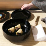 11月 茶道教室お茶菓子