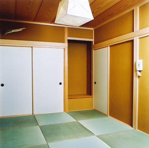琉球畳サンプル